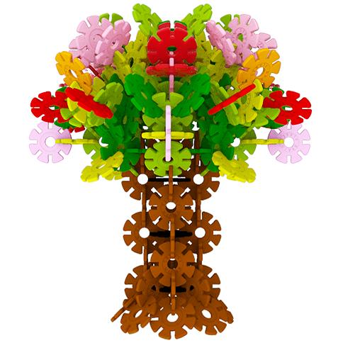 Brain Flakes Tree